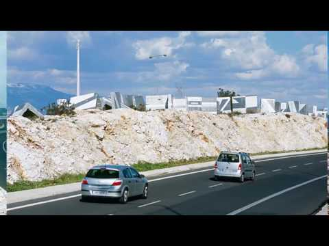 """""""Attiki Odos : Landscapes between Highway and Nature"""", Ymittos Ring, Athens, Greece 1999 - 2005"""