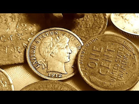 Lost TREASURE of the Past FOUND at an Old Courthouse! Metal Detecting Old Coins and Relics!