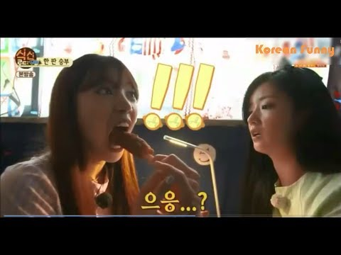 K-POP Idols Eating - Girls Group | Funny Moments