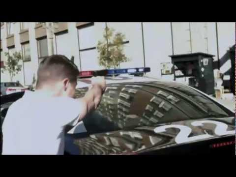 SouthLAnd bank robbery scene