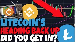 ATTENTION: Litecoin Is Heading Back Up! Did You Get In On This Rally? (Binance Coin Analysis)