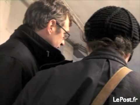 """L'ESCALATOR DE LUCAS BELVAUX pour """"Rapt"""""""