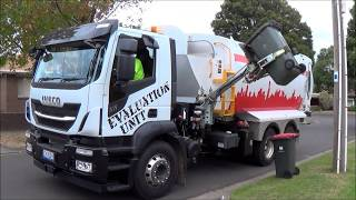 The New Iveco Acco - Monash Green-Waste