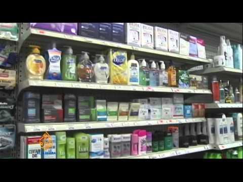 Antibacterial soaps' dirty secrets?