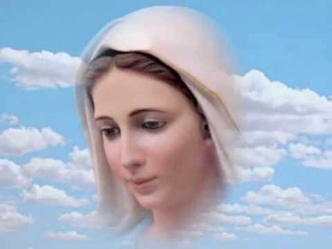 Universal Mother Mary Asks Of You