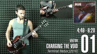 GREAT MOMENTS IN METAL MUSIC - 01 - Vektor - Charging The Void