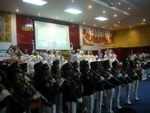 Patria Rubén Blades- Coreografia del Grupo de Danzas Folklóricas Raíces Chitreanas y BAHERLO -JDC