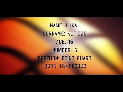 Luka Kutidze/ლუკა ქუტიძე
