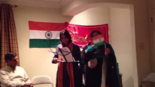 "CHHODO KAL KI BAATEIN (Hum Hindustani) ""Jyoti & Deepika Performed Republic Day"""