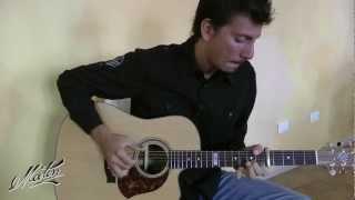 Andrea Valeri - Sultans of Swing (Guitar Lesson)