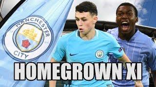 Manchester City Homegrown XI
