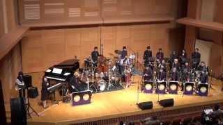 The First Circle - Lee Sarah Special Big Band - Tokyo - 2015 Jazz
