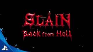 Slain: Back from Hell - Launch Trailer | PS4