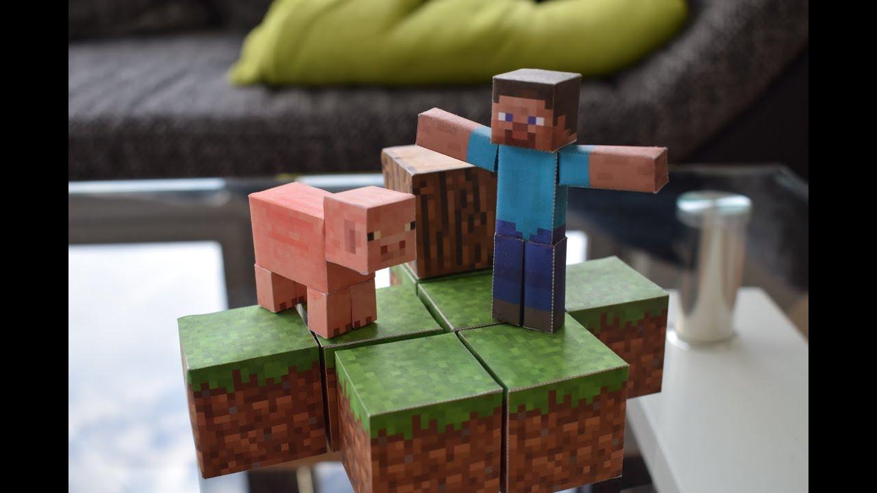 Anleitung Minecraft