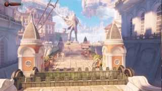 Bioshock Infinite - Начало игры на PC DX11 (эксклюзивный летсплей)