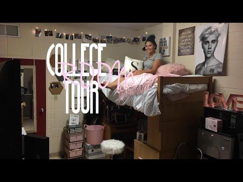 College Room Tour! (Olivet College)