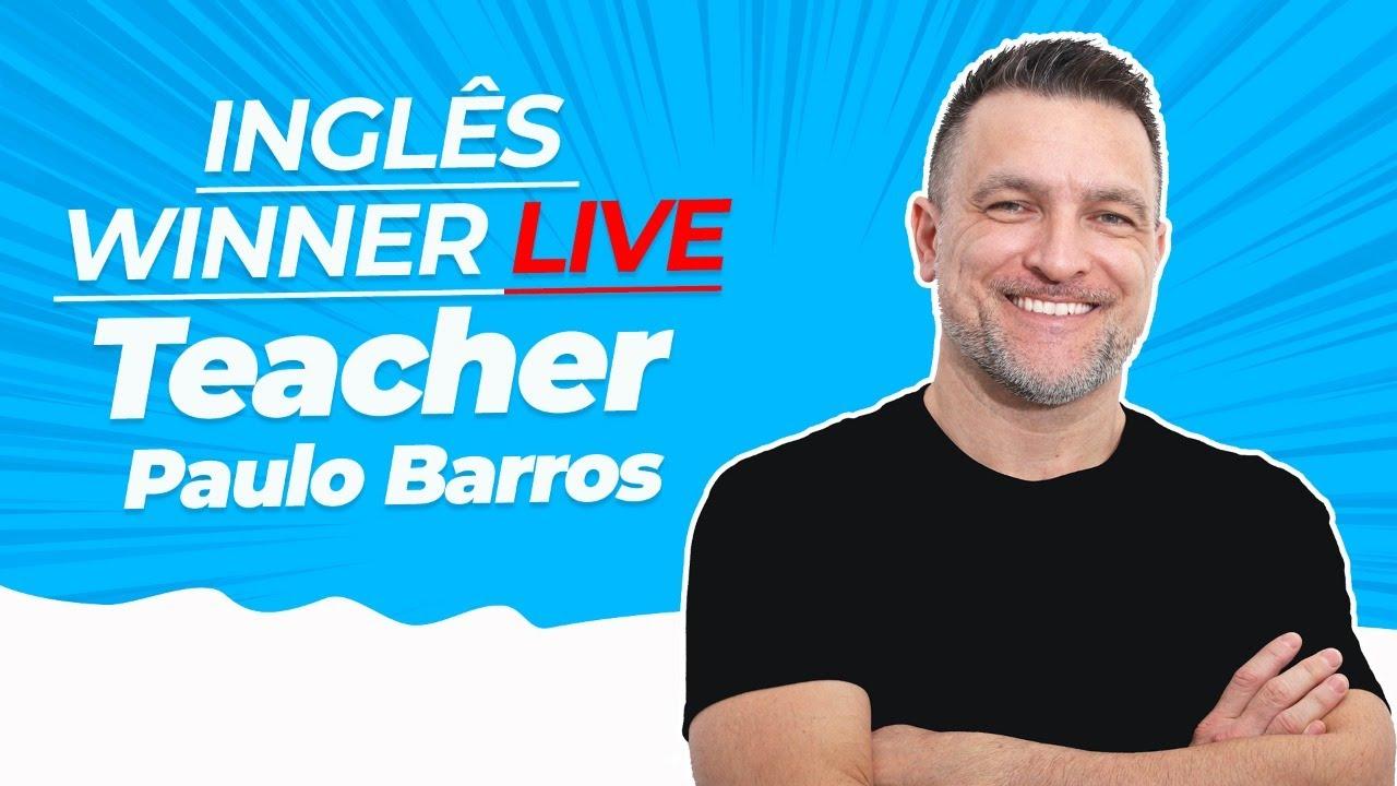 APRENDA INGLÊS COM DIÁLOGO | LIVE 192