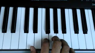 Aaja Re O Mere Dilbar Aaja Noorie on keyboard/piano Instrumental