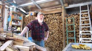 The secret to managing your firewood!