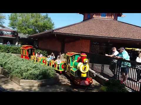 Paseo en Tren en Disney Springs