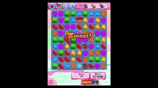 Candy Crush Saga Level 254 Walkthrough