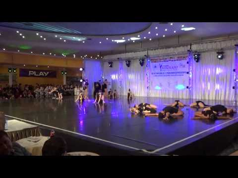 Junior Modern Formation - Team Canada Dance 2014