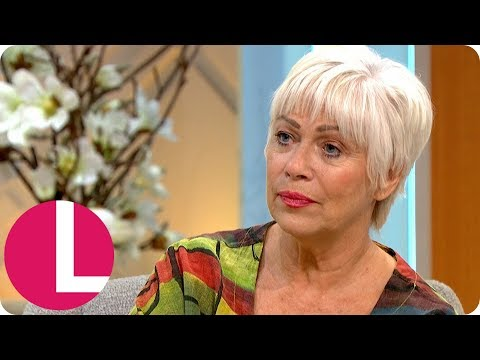 Denise Welch Speaks Openly About Her Struggles With Mental Illness | Lorraine