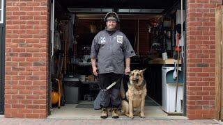 Blind Woodturner: Turning passion into fine art
