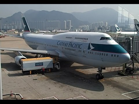 Flight Review Cathay Pacific Hong Kong to Tokyo Business Class B747-400
