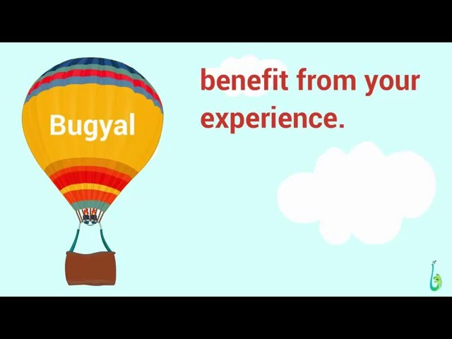 Bugyal - A Social Network just for Travelers  explained - YouTube