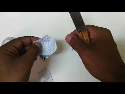 سكين ام جوكر الاسبانيه سنها على فنجال و تفاصيل عنها