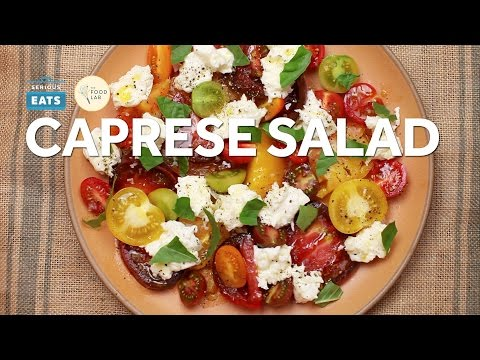 How Not to F&$K Up a Caprese Salad
