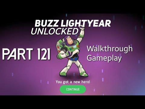 Disney Heroes Battle Mode BUZZ LIGHTYEAR UNLOCKED PART 121 Walkthrough Gameplay - Android/iOS
