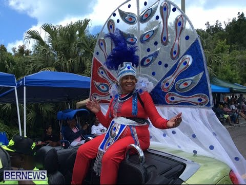 Bermuda Day Parade, May 25 2015
