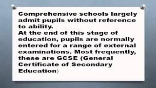 Топик English schooling образование в школах Англии