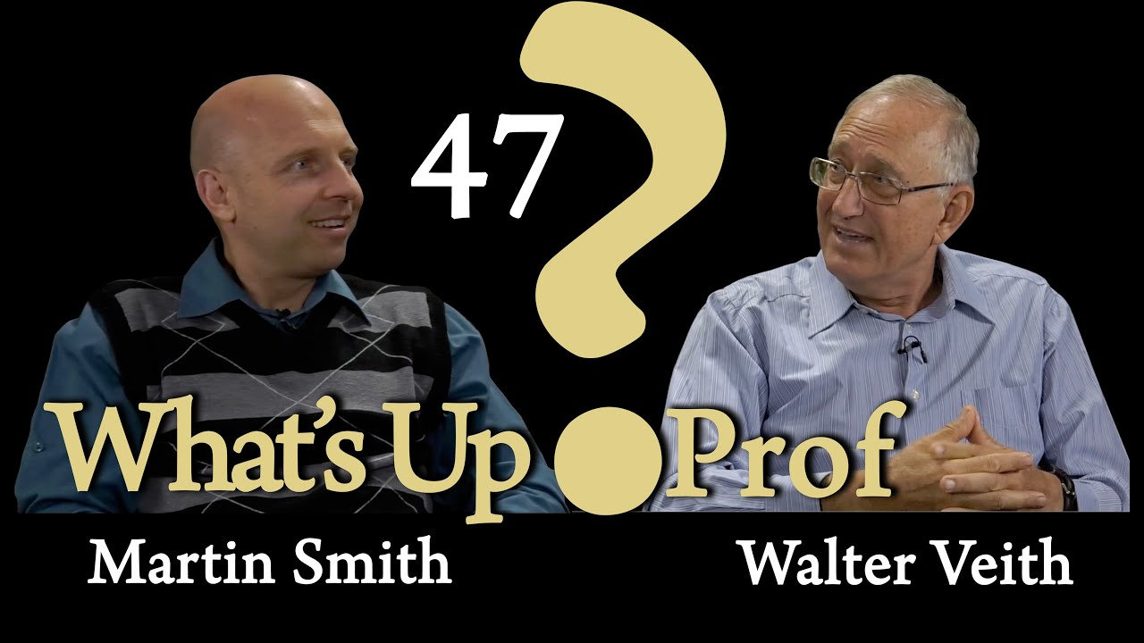 Walter Veith & Martin Smith - The Great Reset, A Long Time Coming? - What's Up Prof? 47