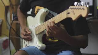 Squier Deluxe Stratocaster + Amplitube 4 - Testing by Paulo Guerra
