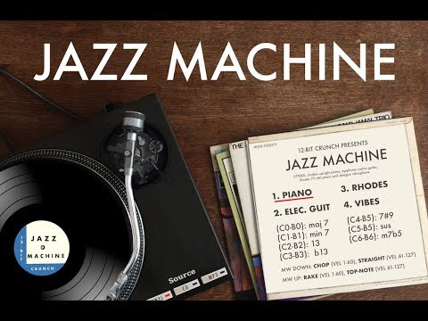 12-Bit Crunch 'Jazz Machine' (Walkthrough)