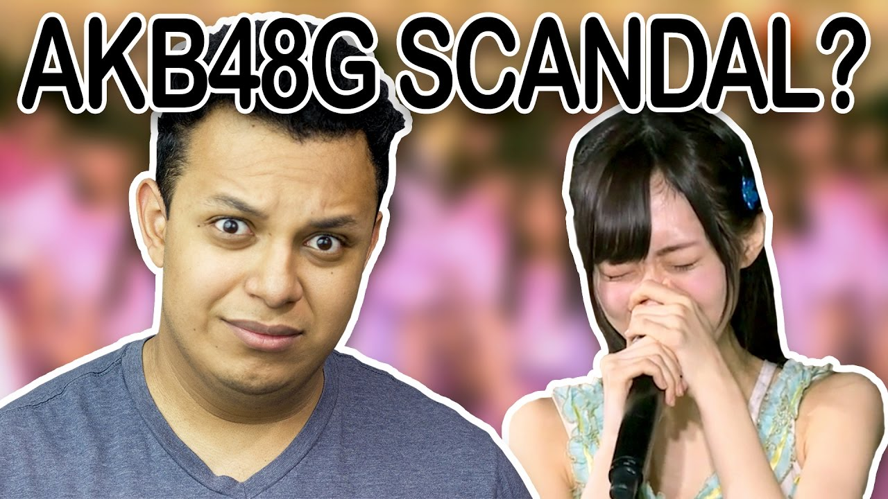 A NEW SCANDAL IN AKB48G? SOME PEOPLE ARE DUMB - AKB48G AND 46 NEWS