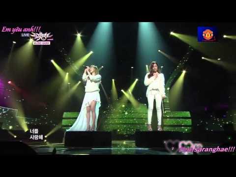 [Vietsub + Kara] Lost in love - Tae Yeon ft Tiffany
