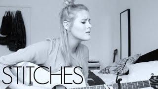 Stitches - Shawn Mendes (Cover by Lilly Ahlberg)