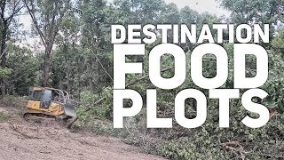 Bulldozing 4 Acre Destination Food Plot  S9 #24