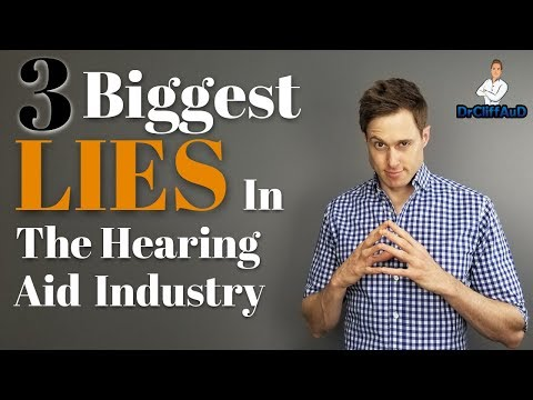 3 Biggest Lies In The Hearing Aid Industry And Why They Should Make You Angry