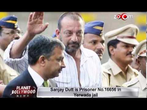 Sanjay Dutt is Prisoner No 16656 in Yerwada jail