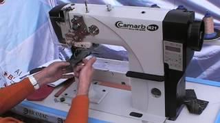 Колонковая 1-игольная швейная машина N21-ALL-IN-ONE