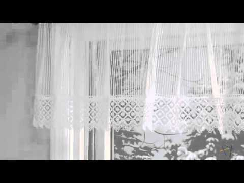 Heritage Lace Chelsea Valance with Trim - Product Review Video