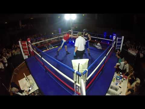 Ultra White Collar Boxing | Preston | Wojciech Krawczy VS Danny Turner