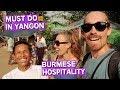 BEST WAY TO SEE YANGON, MYANMAR // BURMESE HOSPITALITY // MYANMAR TRAVEL VLOG