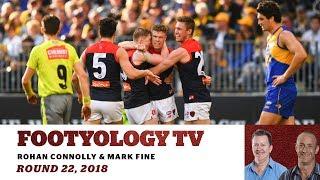 Footyology TV - Round 22