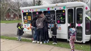 How ya mama be at the ice cream truck